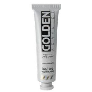 צבע אקריליק פנינה – GOLDEN Heavy Body Inerefernce 59ml