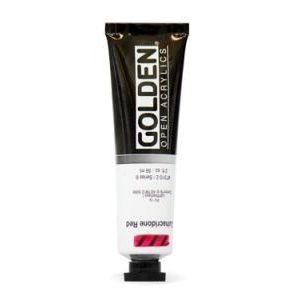 צבע אקריליק ארטיסט – (GOLDEN Open Acrylic (59ml