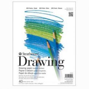 נייר לציור – Strathmore 200