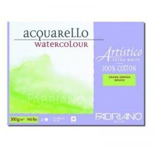 בלוק נייר מים אקוורל – Fabriano Artistico Watercolour