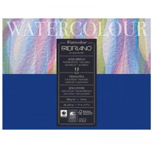 בלוק נייר לצבעי מים 300- Watercolour Cold Pressed