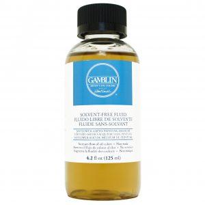 מדיום שמן – Gamblin Solvent-Free Fluid