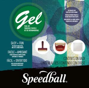 משטח ג'לי להדפס – Speedball Gel