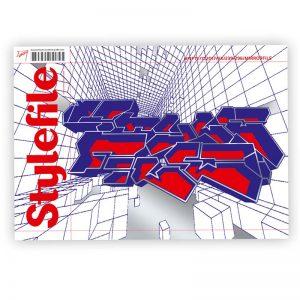 מגזין גרפיטי – Stylefile 50 magazine