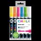 טוש גיר - Molotow Chalk - neon-set-4-mm