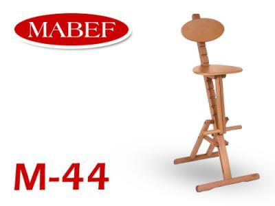 כיסא ציירים מעוצב - Mabef M44