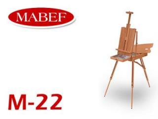 כן מזוודה צרפתי גדול - MABEF M22