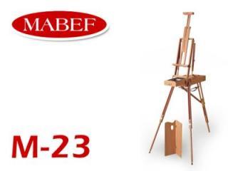כן מזוודה צרפתי קטן -MABEF M23