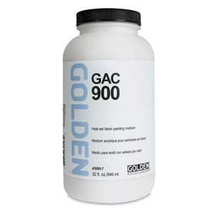 מקשר אקרילי לצבעי טקסטיל – GAC 900