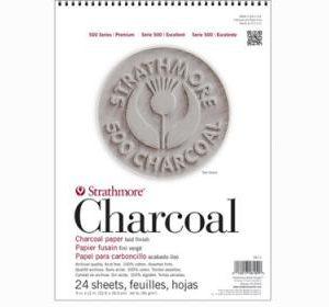 דפים לפחם – STRATHMORE 560