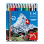 סט עפרונות אקוורל קרנדש - Carandache Prismalo - %d7%a1%d7%98-12