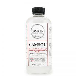טרפנטין ללא ריח – Gamblin Gamsol
