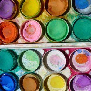 צבעי מים - אקוורל