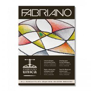 בלוק נייר להדפס – Fabriano Unica