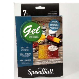 סט הדפס – Speedball Printing kit