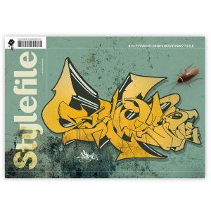 מגזין גרפיטי – Stylefile 52 magazine