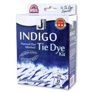 סט טאי דאי אינדיגו – Indigo Tie Dye Kit